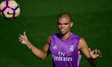 Pepe Set To Leave Real Madrid After A Decade At Club