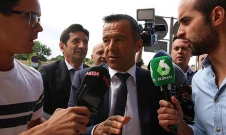 Jorge Mendes Provides Evidence In Falcao Tax Case