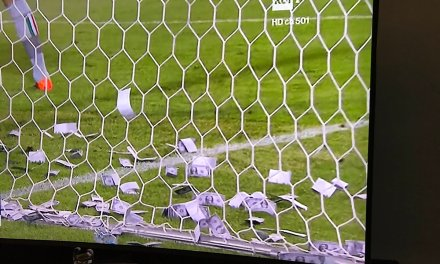 Milan Supporters Throw Fake Money On Pitch In Protest Against Donnarumma