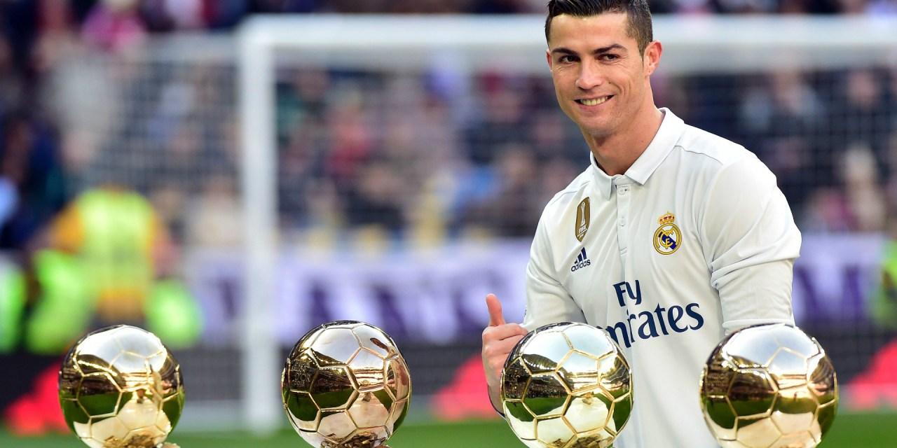 Cristiano Ronaldo: I want seven children and seven Ballon d'Or awards