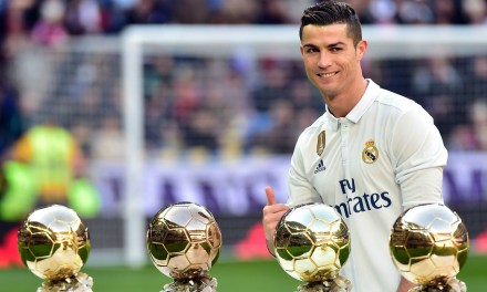 Ronaldo Relaxed Over Tax Fraud Accusations