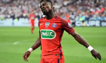 Serge Aurier Asks To Leave PSG Amid Man Utd Interest