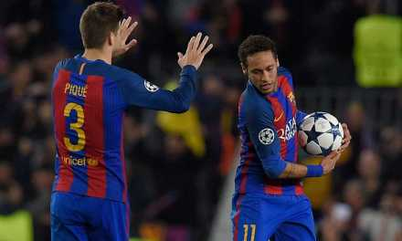 Gerard Pique admits Neymar could still leave Barcelona for PSG