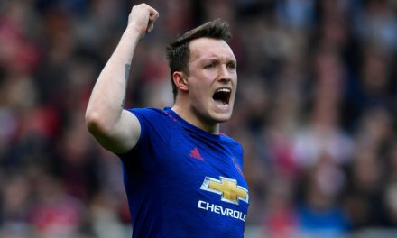 Phil Jones banned for two games as UEFA fine Man Utd and Daley Blind