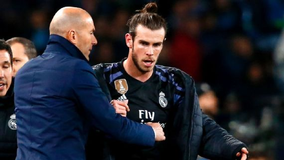 Mourinho Confirms Bale Interest If He's Available