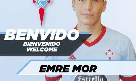 Celta Vigo sign Emre Mor from Borussia Dortmund