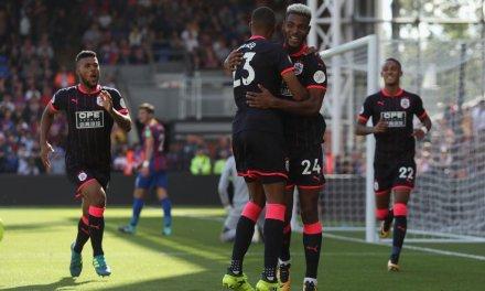 New boys Huddersfield shock poor Crystal Palace