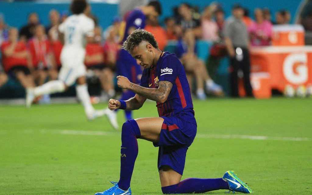 French LFP tells La Liga: Stop blocking Neymar's PSG move