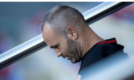Andres Iniesta ruled out of classico