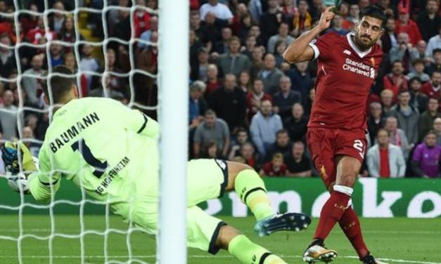 Liverpool Make It To Champions League Group Stage After Playoff Win