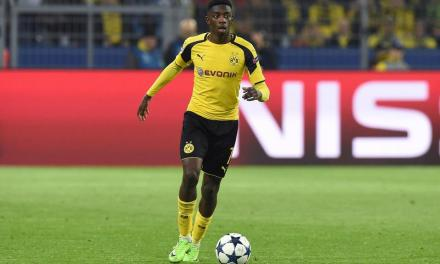 Barcelona Confirms Dembele Signing