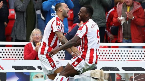 Jese Scores Debut Goal As Stoke Stun Arsenal