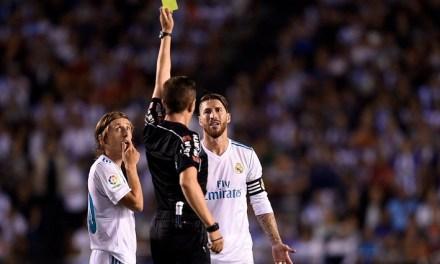 Sergio Ramos blasts La Liga referees