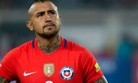 Arturo Vidal reveals he will retire from Chile duty after 2018 World Cup