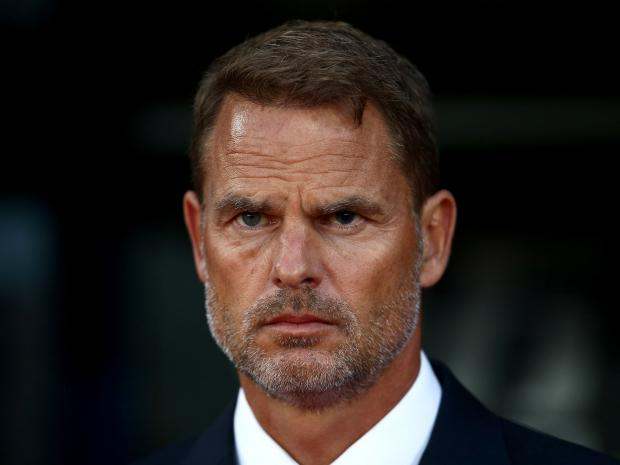 De Boer Sacked After 77 Days In Charge, Hodgson Set To Take Over
