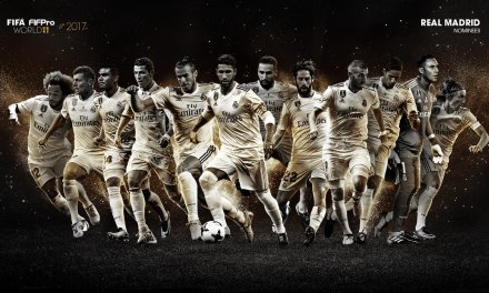 Real Madrid set record with 13 players named in FIFPro World 11 nominations