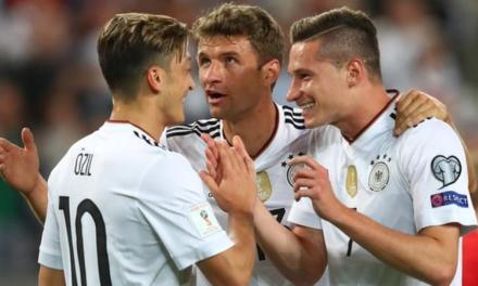 Germany Back On Top Of FIFA Rankings