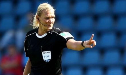 Female referee Bibiana Steinhaus to take charge of Hertha -Werder Bremen