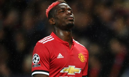 Paul Pogba Could Be Out Until January 2018