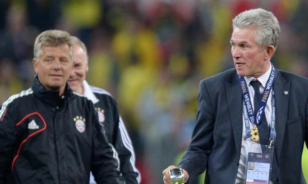 Jupp Heynckes considering temporary Bayern Munich return