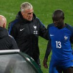 Chelsea's N'Golo Kante exits France game with hamstring injury