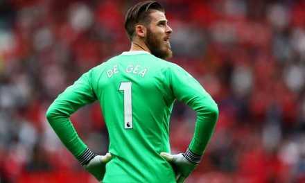 David De Gea is the second best goalkeeper in Premier League history, says Jamie Carragher