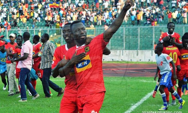 Hearts of Oak 1-3 Asante Kotoko – Sensational Sadick Adams hat-trick wins the MTN FA Cup for Porcupine Warriors