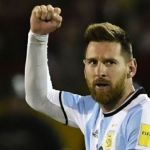 World Cup Is Safe Despite Messi Threat Poster