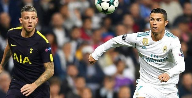 Madrid And Spurs Share Spoils, City Perfect, Liverpool Rampant