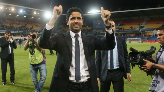 World Cup bribery case opened against PSG chairman Nasser Al-Khelaifi