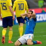 Italy Miss Out On World Cup For First Time Since 1958