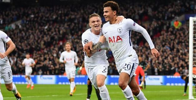 Alli Brace Helps Spurs Brush Madrid Aside, City Remain Perfect To Qualify
