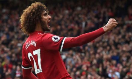 Manchester United Risk Losing Fellaini As Contract Talks Stall