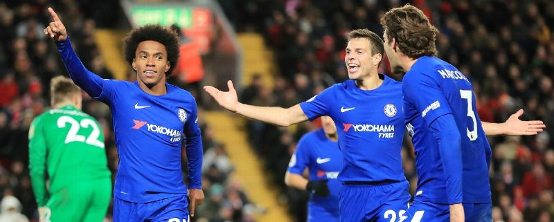 Liverpool And Chelsea Play Out One All Draw, United Win, Spurs Held At Wembley