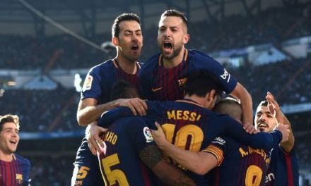 Barcelona Open 14 Point Gap From Madrid With Emphatic Clasico Win At Bernabeu
