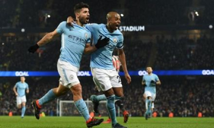 Sergio Aguero praised by Pep Guardiola after hat trick in Newcastle win