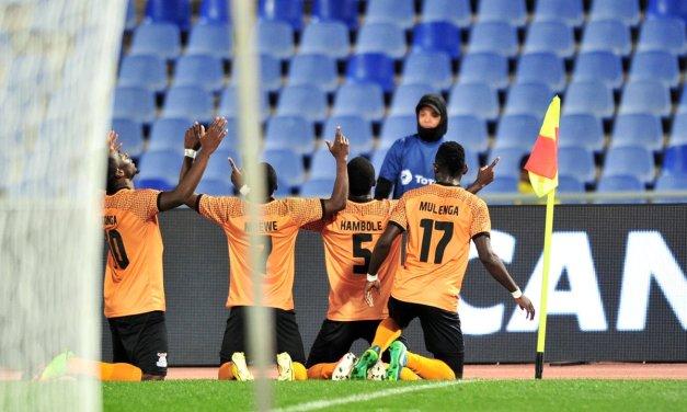 CHAN 2018: Zambia beat Uganda 3-1 to top Group B