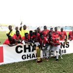Dreams FC win GHALCA G8 after comeback victory over Hearts