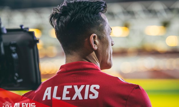 """Alexis Sanchez: """"My dream was to play for Manchester United"""""""