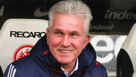 Bayern's Heynckes praises De Bruyne, questions Man Utd's move for Pogba