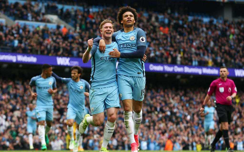 No Premier League player can compete with Eden Hazard, says Man City star Leroy Sane