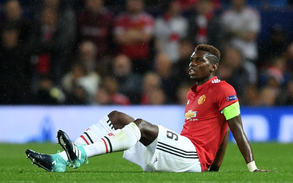 """'Paul Pogba is """"not good enough"""" for Manchester United' – Eamonn Dunphy"""