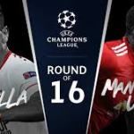 LIVE STREAM : SEVILLA VS MANCHESTER UNITED (CHAMPIONS LEAGUE)