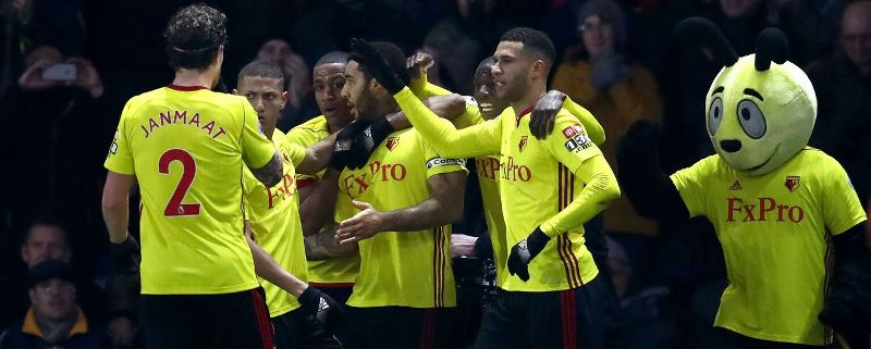 Watford Batter Chelsea 4-1 To Leave Conte On The Brink
