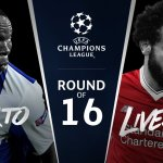 LIVE STREAM : FC PORTO VS LIVERPOOL (CHAMPIONS LEAGUE)