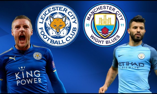 LIVE STREAM : MANCHESTER CITY VS LEICESTER CITY (PREMIER LEAGUE)