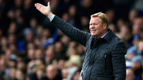 Netherlands Name Ronald Koeman As Manager Untill 2022