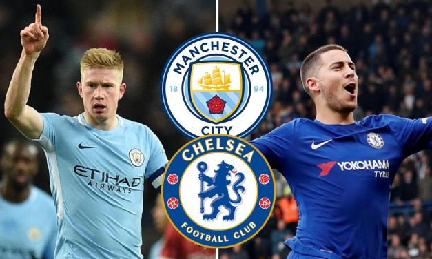 LIVE STREAM : MANCHESTER CITY VS CHELSEA (PREMIER LEAGUE)