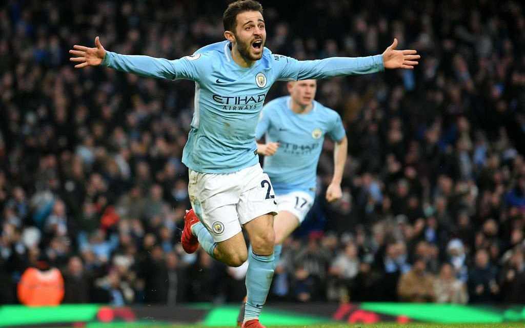 Winning the Premier League for Man City against Utd would be extra special – Bernardo Silva