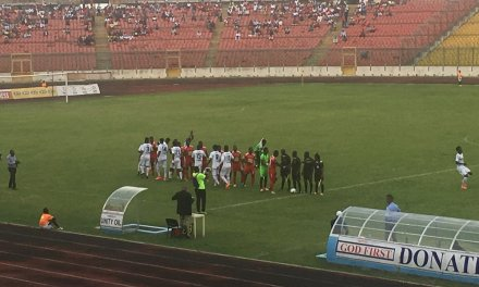 Ghana Premier League: Kotoko, Bechem and WAFA win, Aduana Stars held